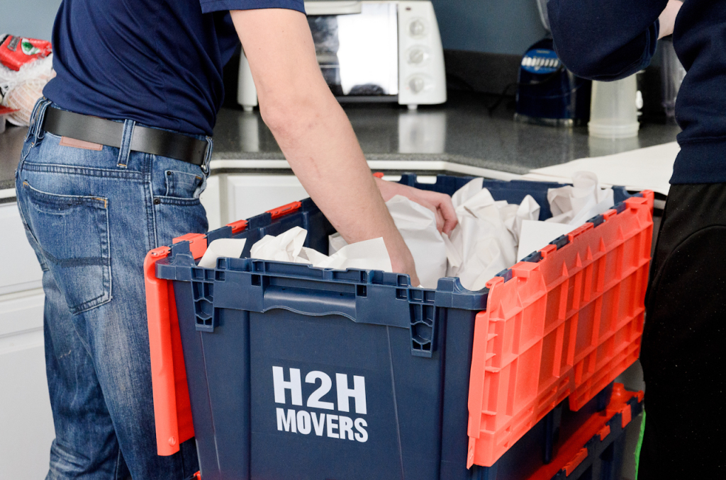 3 tips for successful unpacking after a move